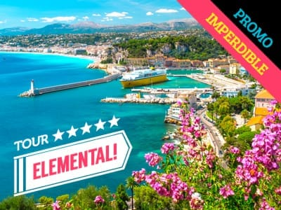 Hola! Elemental Lo Mejor de Europa Turista