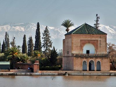 Hola! De Marrakech a Lisboa