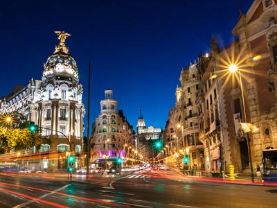 Hola! Barcelona - Madrid Con Toledo