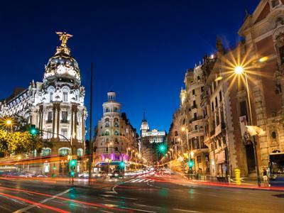 Hola! Barcelona - Madrid Y Olé