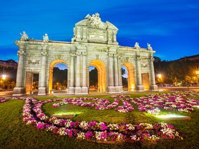 Hola! Madrid - Lisboa II