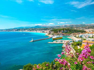 Select! Rumbo Bellezas De La Costa Azul E Italia