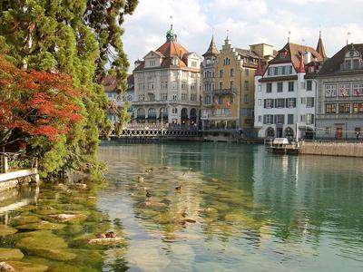 Hola! Italia Paisajística con Suiza