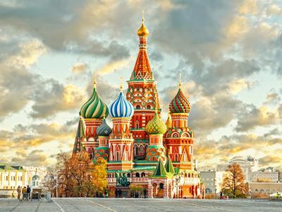 Select! Imperial Mini Moscu y San Petersburgo