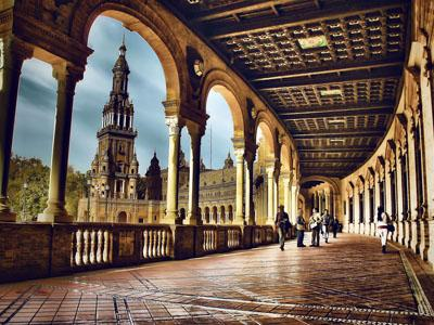 Hola! Estrellas Europeas con Andalucía