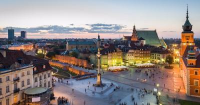 Select! Mediterráneo de Varsovia a Budapest