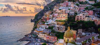 Select! Giro Roma con Positano e Islas griegas
