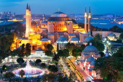 Hola! Bulgaria, Turquia y Grecia