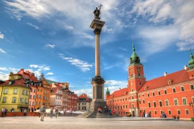 Lujo! Imperial Varsovia hacia Moscu