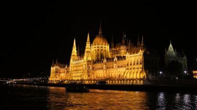 Lujo! Imperial de Budapest a Viena