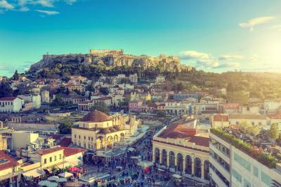 Hola! Atenas e Italia
