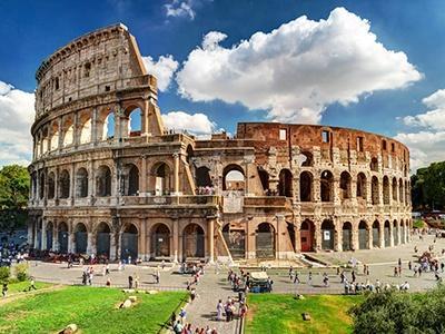 Hola! Estrellas Italianas desde Roma