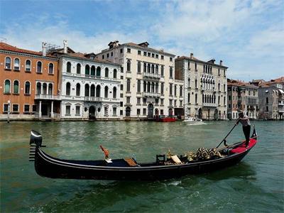 Hola! Estrella Italiana de Venecia a Roma